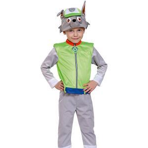 Карнавальный костюм  Щенячий патруль. Рокки Карнавалофф. Цвет: разноцветный