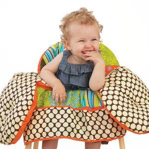 Накидка на сиденья Лоскутное шитье Infantino