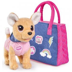 Мягкая игрушка  Chi-Chi Love Городская мода, с сумочкой 20 см Simba