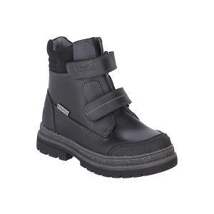 Утепленные ботинки Kapika. Цвет: черный