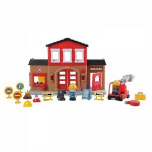 Игровой набор Пожарная станция Play 9844 Playgo