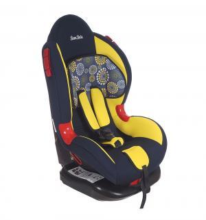 Автокресло  Navigator Одуванчик, цвет: темно-синий/желтый Bambola