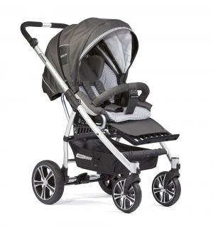 Прогулочная коляска  F4 Air, цвет: темно-серый/серый Gesslein