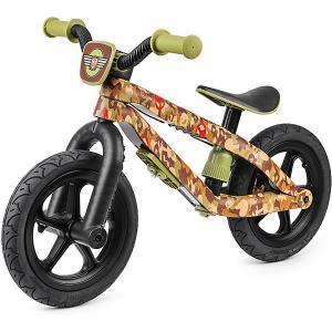Беговел  BMXie Special Edition, камуфляж Chillafish. Цвет: зеленый