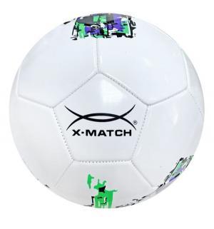 Футбольный мяч  (2 слоя) 22 см X-match
