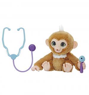 Интерактивная игрушка  Вылечи обезьянку 25 см FurReal Friends