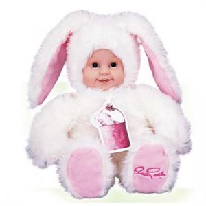 Мягкая игрушка  Детки-зайчики 30 см Unimax