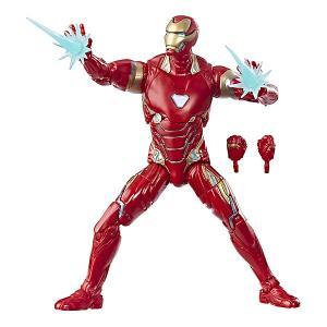 Коллеционная фигурка Avengers Легенды Железный Человек, 15 см Hasbro