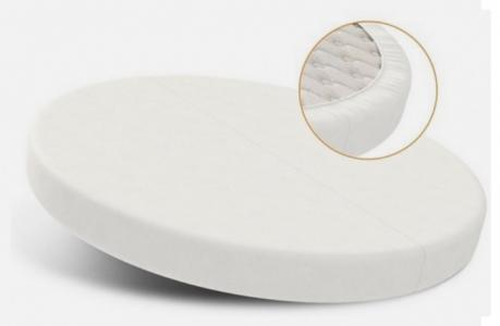 Наматрасник Cotton Plus натяжной универсальный круг 75х75 Valle