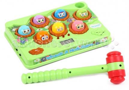 Развивающая игрушка  Whack A Mole Game Fivestar Toys