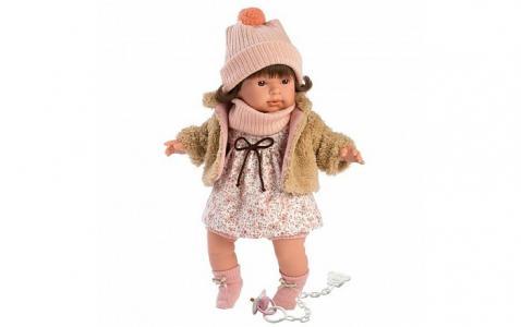 Кукла Пиппа 42 см со звуком L 42152 Llorens