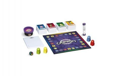 Games Игра настольная Краниум Hasbro