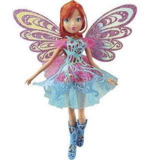 Кукла  Club Баттерфликс-2 Двойные крылья Блум 28 см Winx