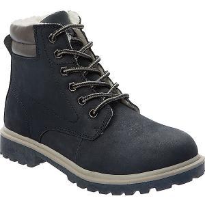 Утепленные ботинки Crosby. Цвет: синий