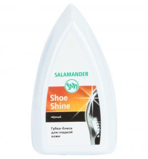 Крем для обуви  Shoe Shine, цвет:черный Salamander