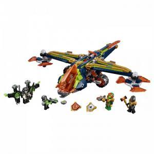Конструктор  Nexo Knights Аэро-арбалет Аарона Lego