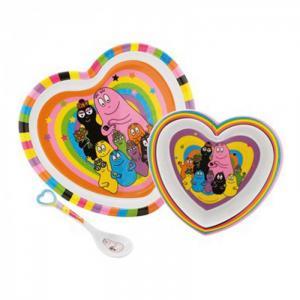Набор детской посуды Barbapapa BA963C Petit Jour