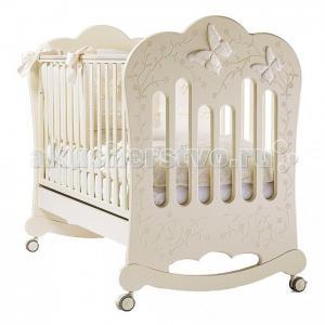 Детская кроватка  Charme качалка Feretti