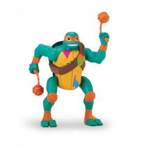 Фигурка Черепашки-ниндзя Микеланджело ниндзя-атака 15 см Playmates TMNT