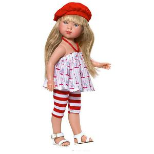 Кукла  Круизная коллекция: лето Карлота, блондинка с челкой Vestida de Azul