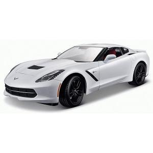Машинка  Corvette Stingray Z51, 1:18 Maisto. Цвет: разноцветный
