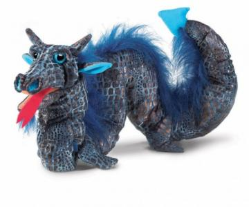 Мягкая игрушка  Морская змея 56 см Folkmanis