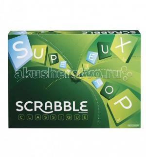 Mattel Настольная игра  классический Scrabble