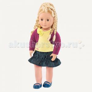 Кукла делюкс 46см с растущими волосами Фиби Our Generation Dolls