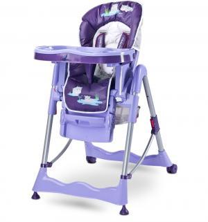 Стульчик для кормления  Magnus, цвет: фиолетовый Caretero