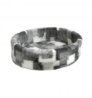 Лежанка для кошек  Teddy, цвет: серый, 40*35см I.P.T.S.