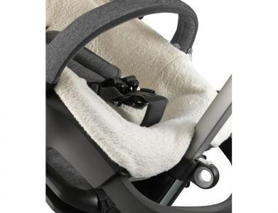 Простынка от летнего комплекта Stroller Terry cloth cover Stokke