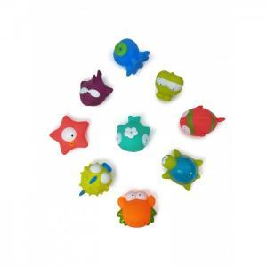 Игрушка для ванной Морские животные 9 шт. ЯиГрушка