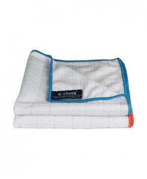 Набор из 2-х антибактериальных салфеток для уборки, 32х32 см E-Cloth