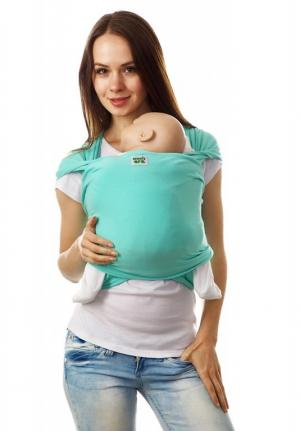 Mums Era Слинг-шарф, цвет: зеленый Mum's