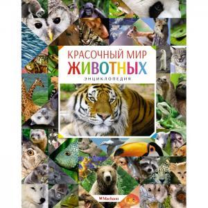 Энциклопедия Красочный мир животных Махаон