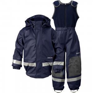 Комплект Boardman: куртка и полукомбинезон DIDRIKSONS. Цвет: голубой