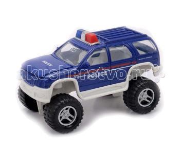 Soma Полицейский внедорожник 18 см Mighty Wheels