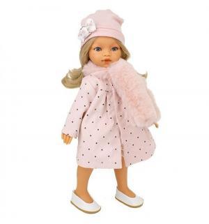 Кукла  Ракель в одежде 33 см Juan Antonio