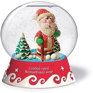 Набор для творчества  Создай Волшебный шар Дед Мороз Magic Moments. Цвет: разноцветный