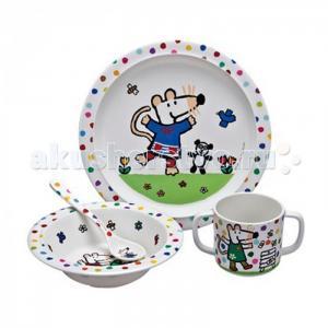 Набор детской посуды Mimi Petit Jour