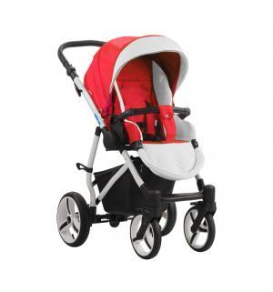 Прогулочная коляска  Medio, цвет: красный Aroteam