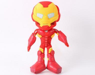 Мягкая игрушка  Железный человек 25 см Nicotoy