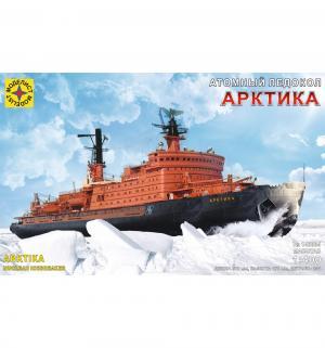 Сборная модель  Атомный ледокол Арктика Моделист