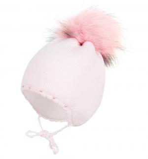 Шапка , цвет: розовый Ander
