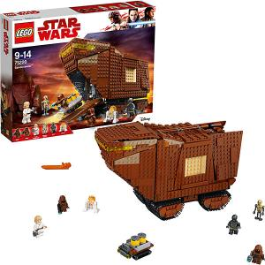 Конструктор  Star Wars 75220: Песчаный краулер LEGO