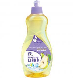 Гель-концентрат для мытья посуды  Сочная груша, 500 мл Meine Liebe