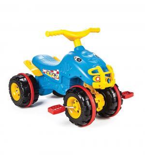 Каталка-квадроцикл  Cenk, цвет: синий Pilsan