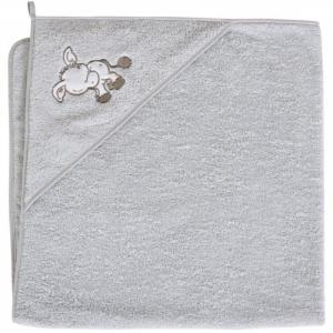 Полотенце-уголок Little Donkey 100х100 см Ceba Baby