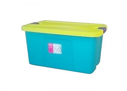 Ящик для игрушек Секрет Idea (М-Пластика)