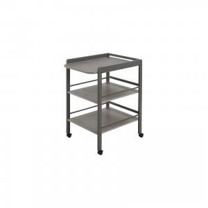Пеленальный столик Clarissa, , серый Geuther